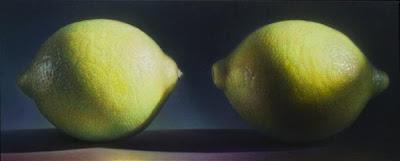 Pintura de limon