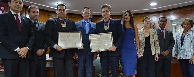 Empresários do setor automotivo são homenageados pela Câmara de João Pessoa (Vídeo)