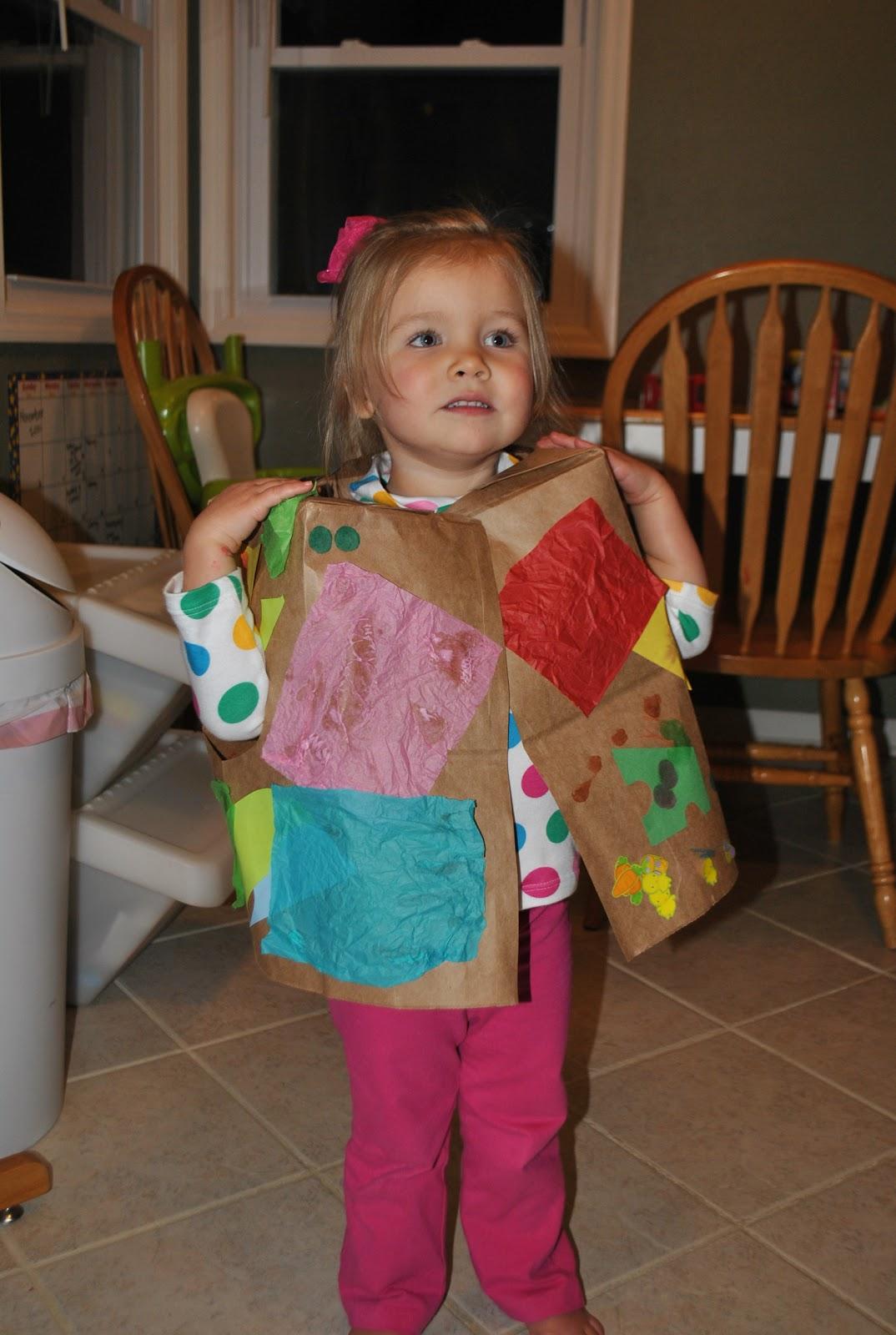 The Iowa Farmer S Wife Joseph S Colored Coat Paper Bag Craft