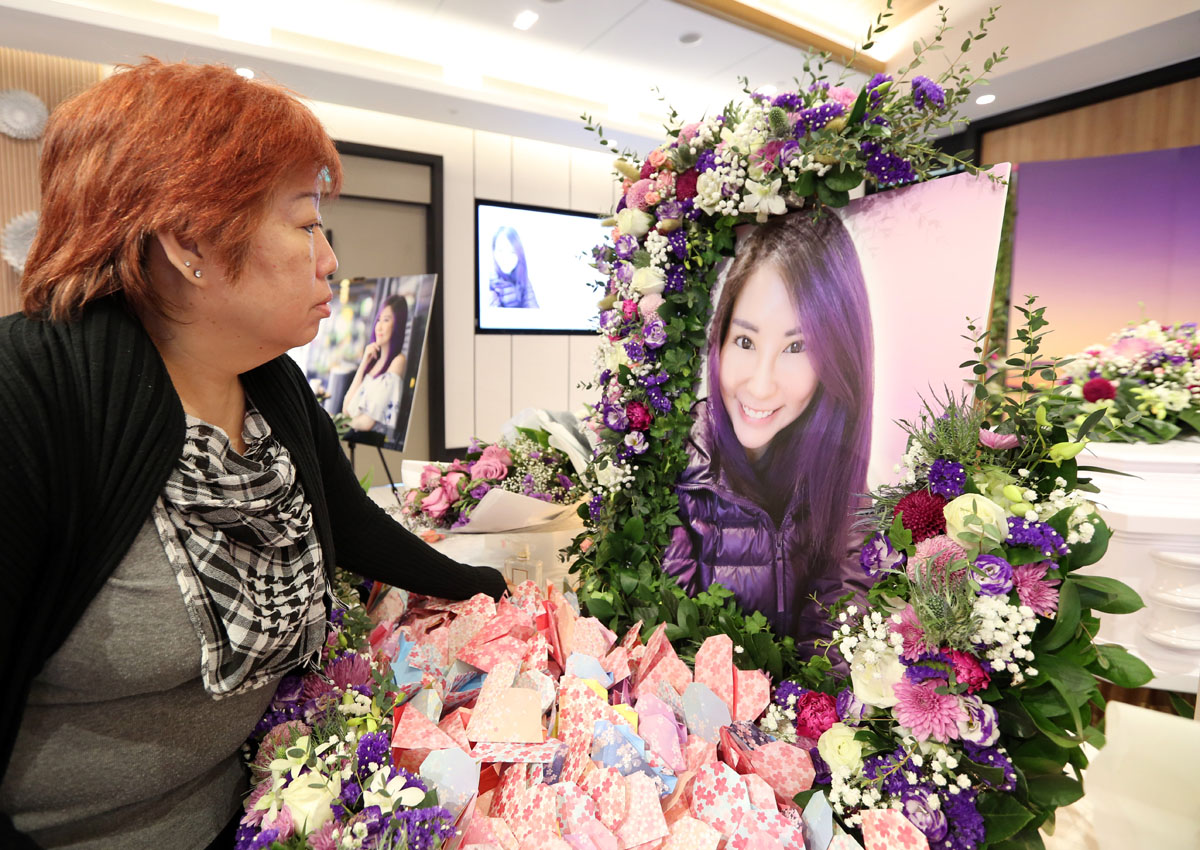 A 32-year-old real estate agent died on March 13, days after getting botox injections at an aesthetic clinic in Marina Bay.