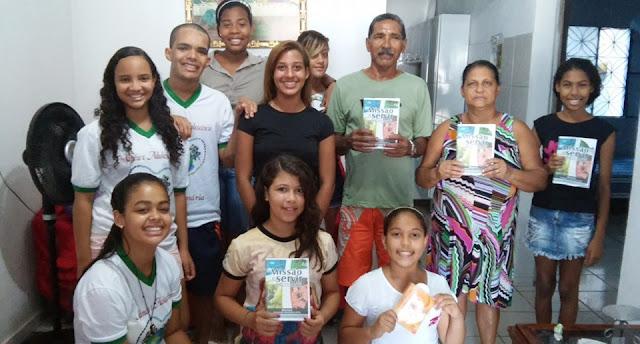 Trabalho de Missão na Paróquia dos Sagrados Corações, em Rio Largo (AL)