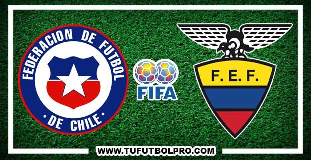 Ver Chile vs Ecuador EN VIVO Por Internet Hoy 5 de Octubre 2017
