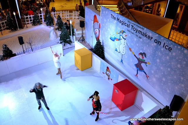 The Magical Toymaker on Ice show