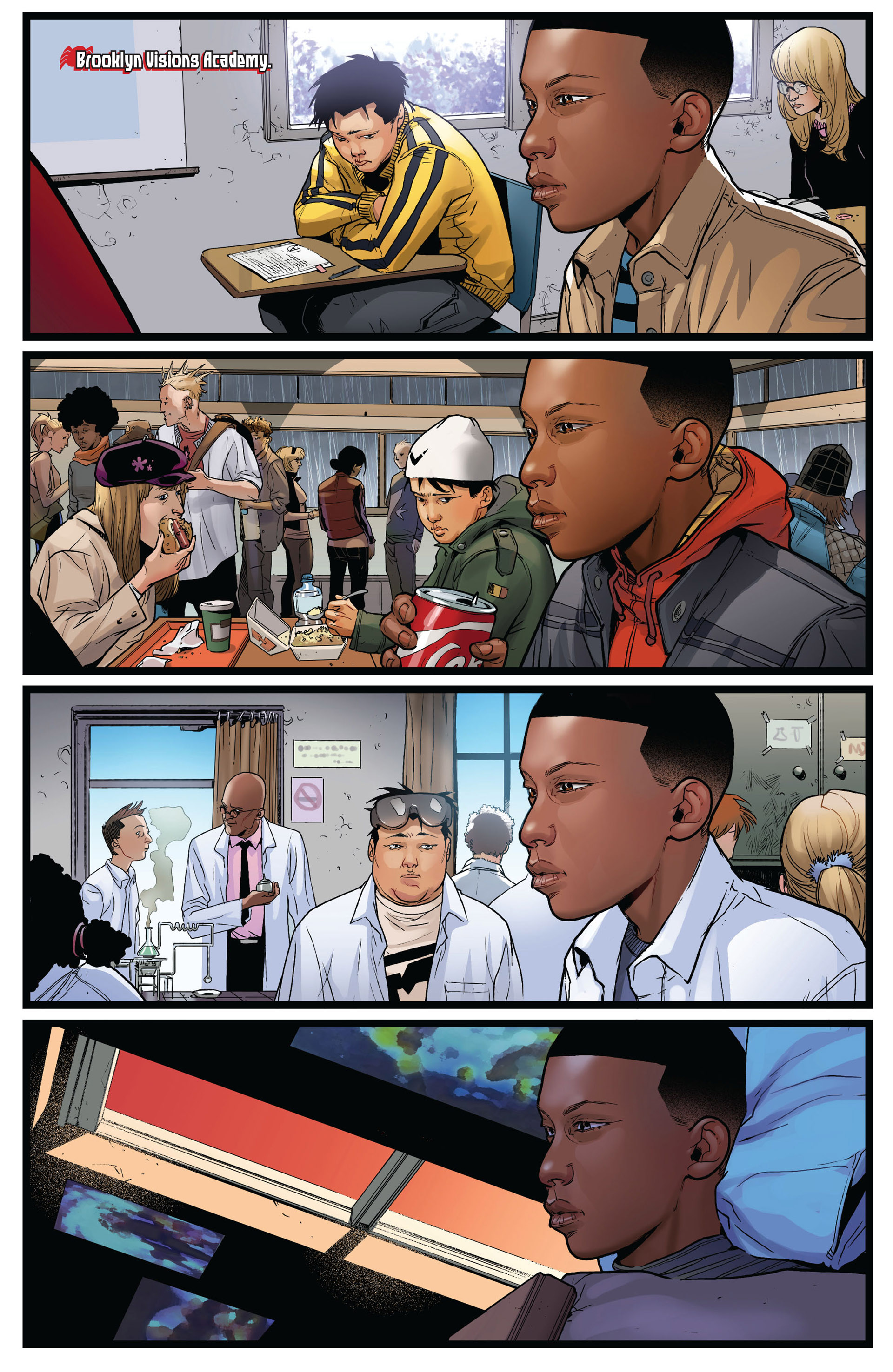 Read online Ultimate Comics Spider-Man (2011) comic -  Issue #8 - 14