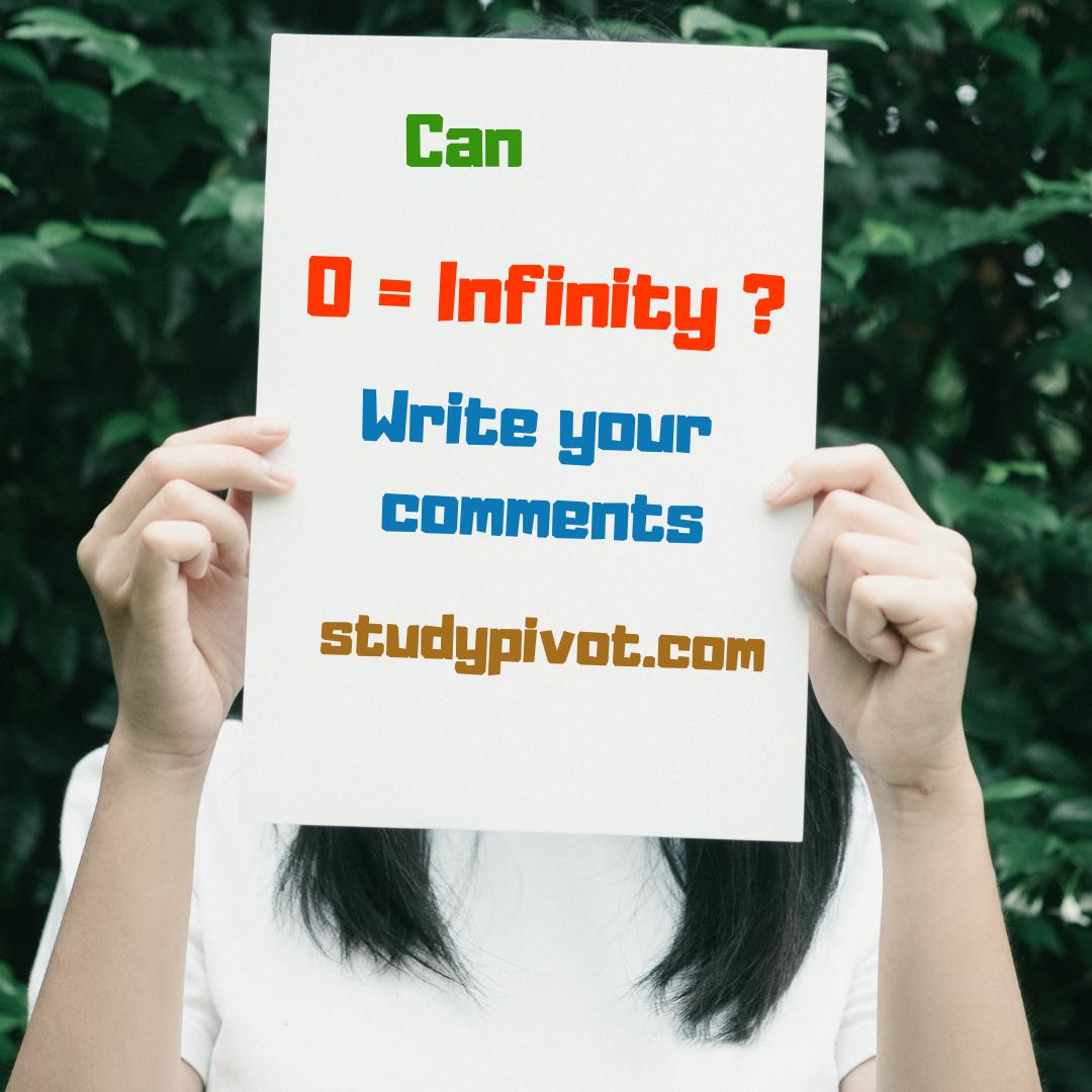 Can Zero equals Infinity? Sirinivasa Ramanujan Series 1 + 2 + 3 + 4 + 5... = -1/12