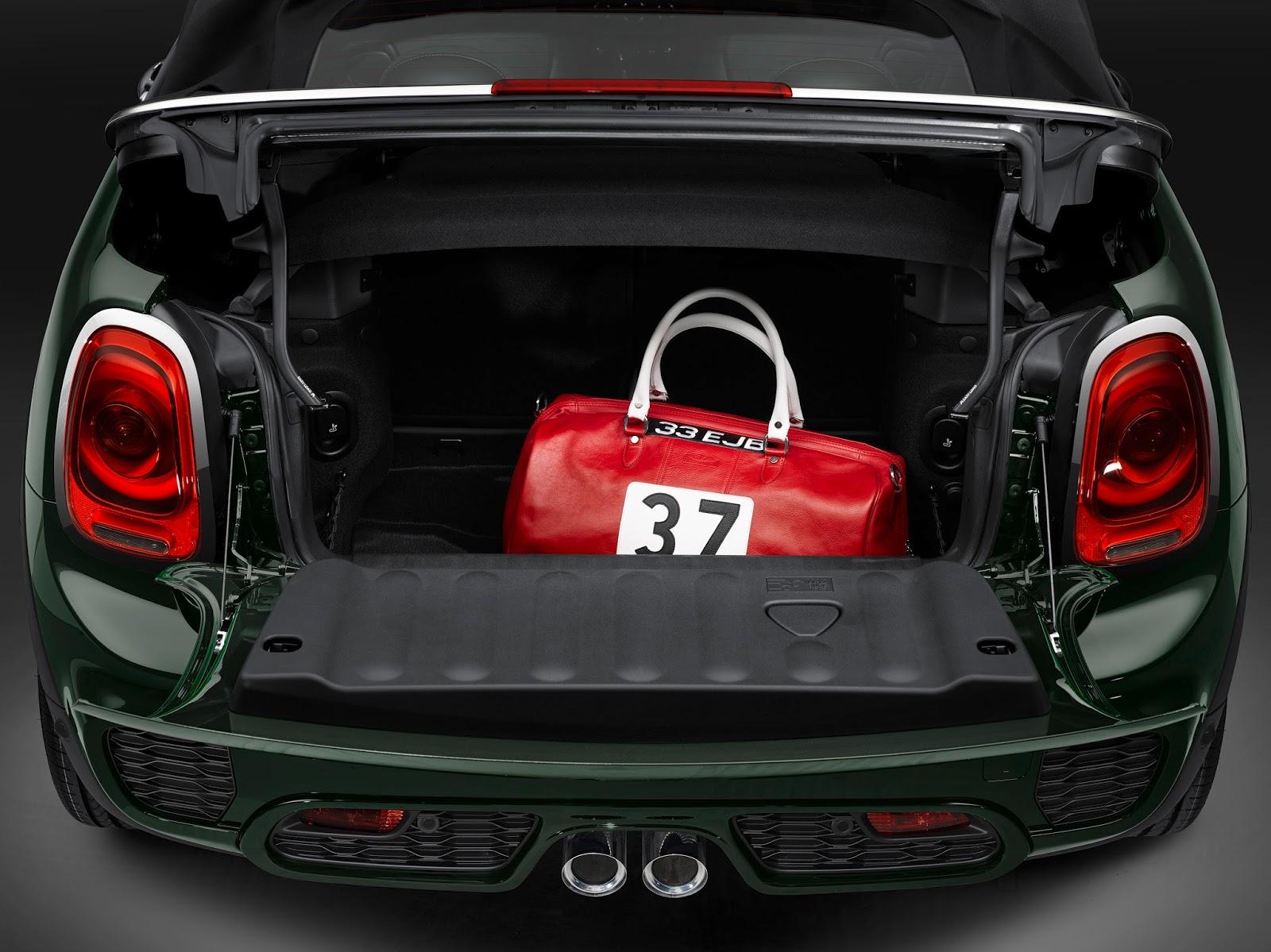 P90206786 highRes Έρχεται το νέο MINI John Cooper Works Cabrio με 231 ίππους