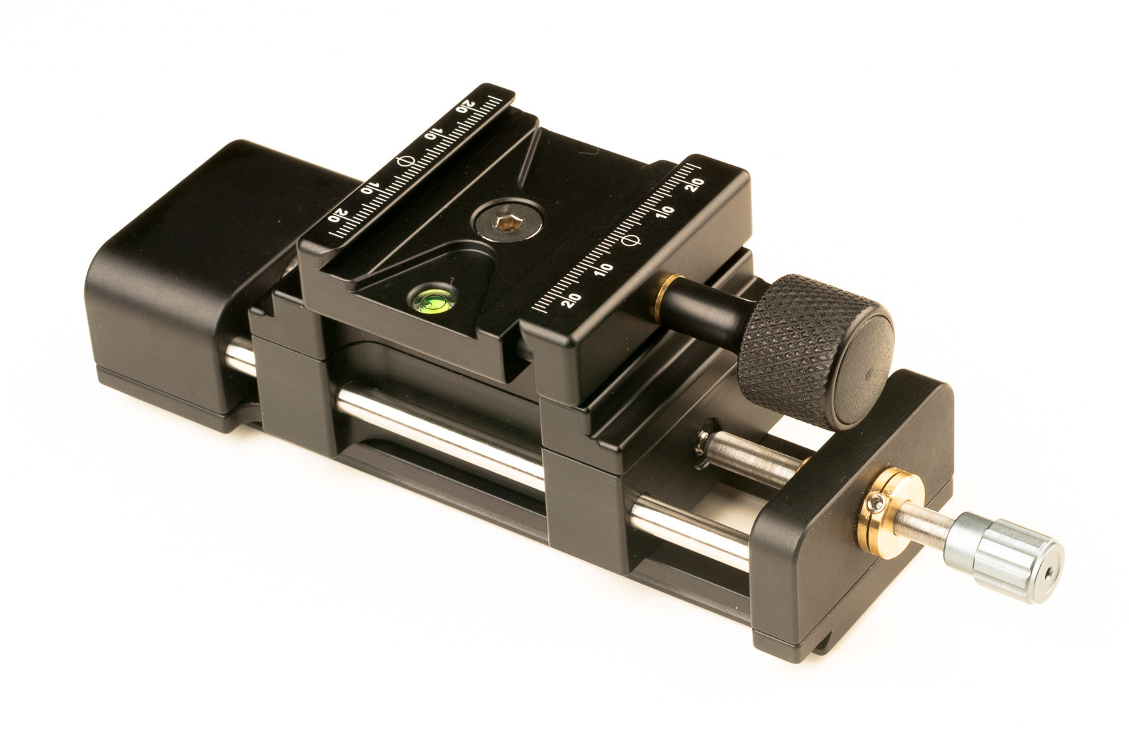 Hejnar PHOTO MS4-100-1 Macro Rail - top view
