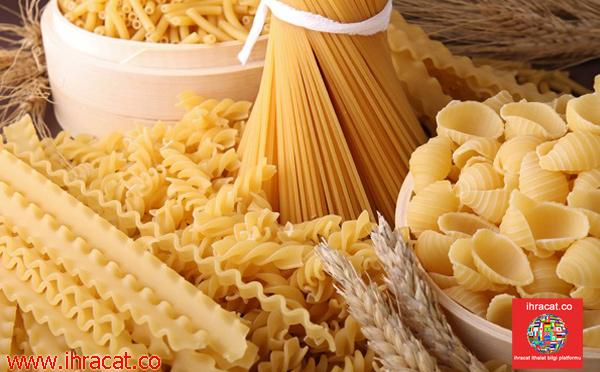 pasta import, pasta export, itallian pasta