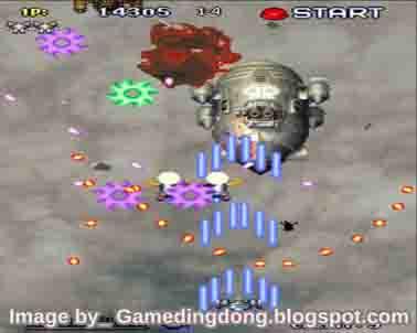 games ding dong gun bird 2