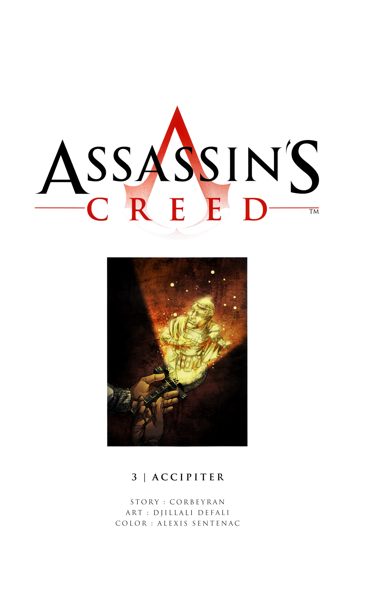 Read online Assassin's Creed (2012) comic -  Issue #3 - 5