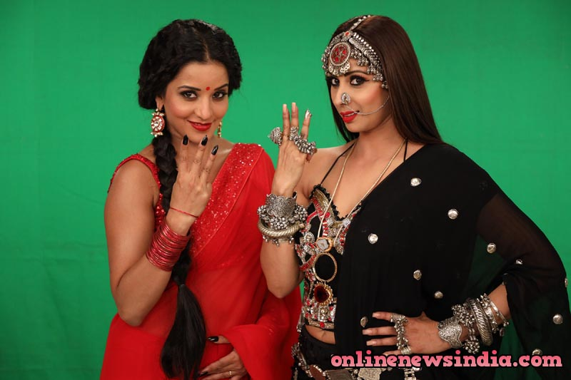 Monalisa and Sangita Ghosh for Divya Drishti