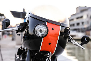 sportster 1200 roadster cafe racer tribute to renzo pasolini