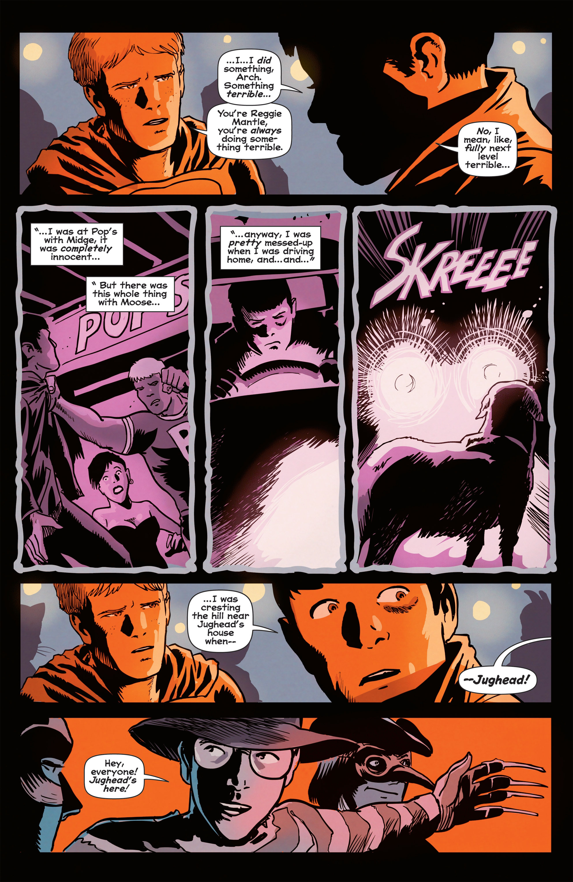 Read online Afterlife with Archie comic -  Issue #1 - 23