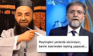 Cübbeli Ahmet hoca dan Ahmet Hakana yanıt