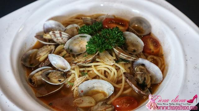 Spaghetti Vongole RM18.90