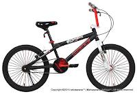 Sepeda BMX Pacific Avorio 1.0 20 Inci