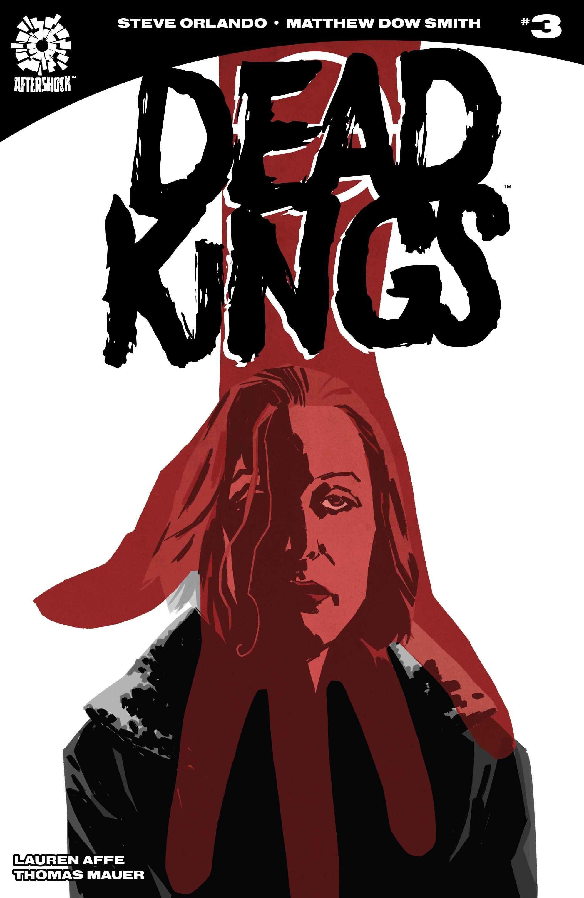 Dead Kings 3 Page 1
