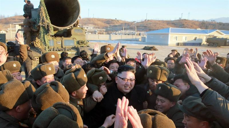 Ballistic missile test successful – North Korea
