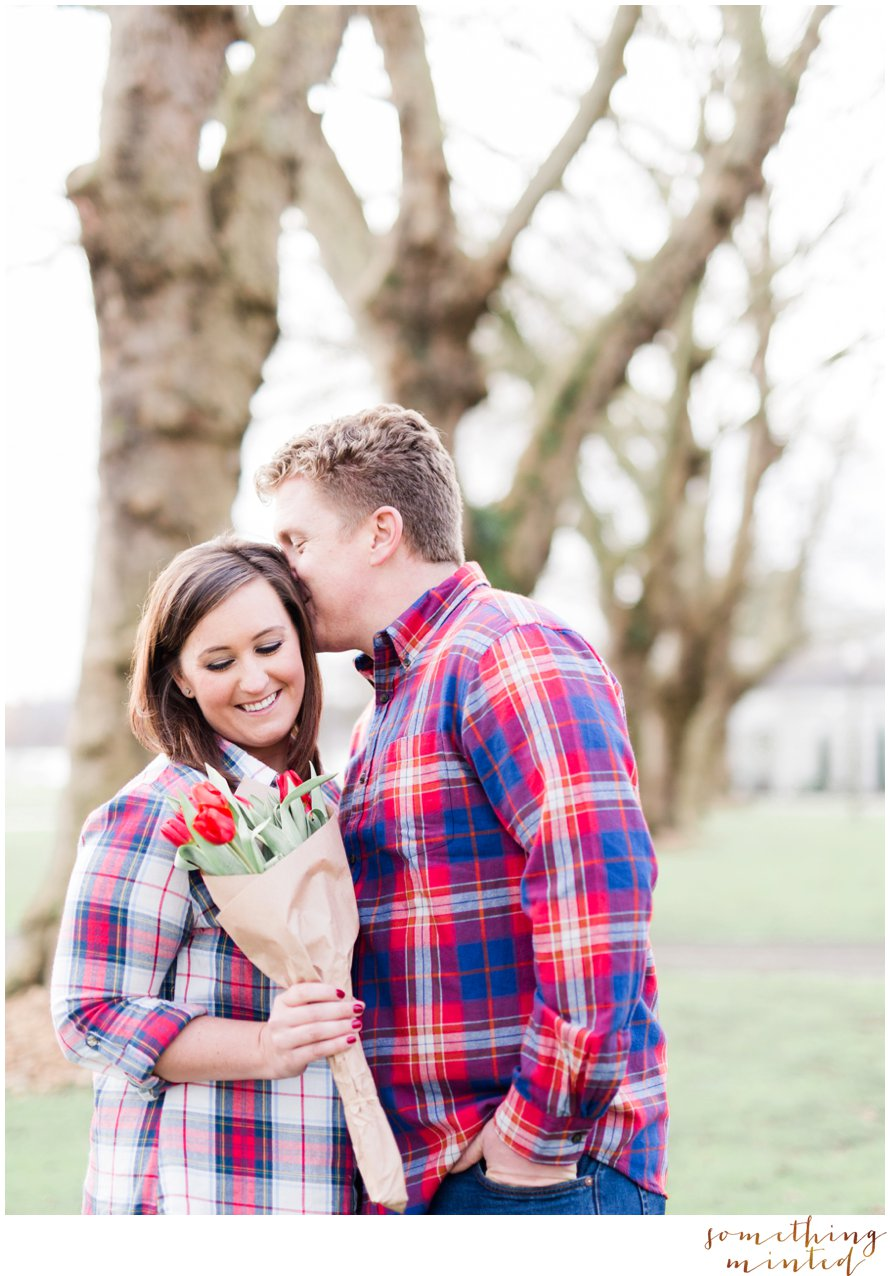 Green Lake Engagement Photography Session