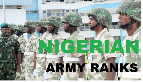 Pictures of Nigerian Army Ranks And Symbol - #rock-cafe