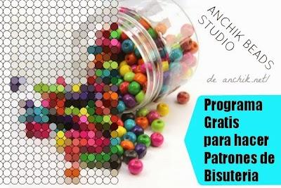 Programa Gratis Diagramas para Bisuteria. Descargas