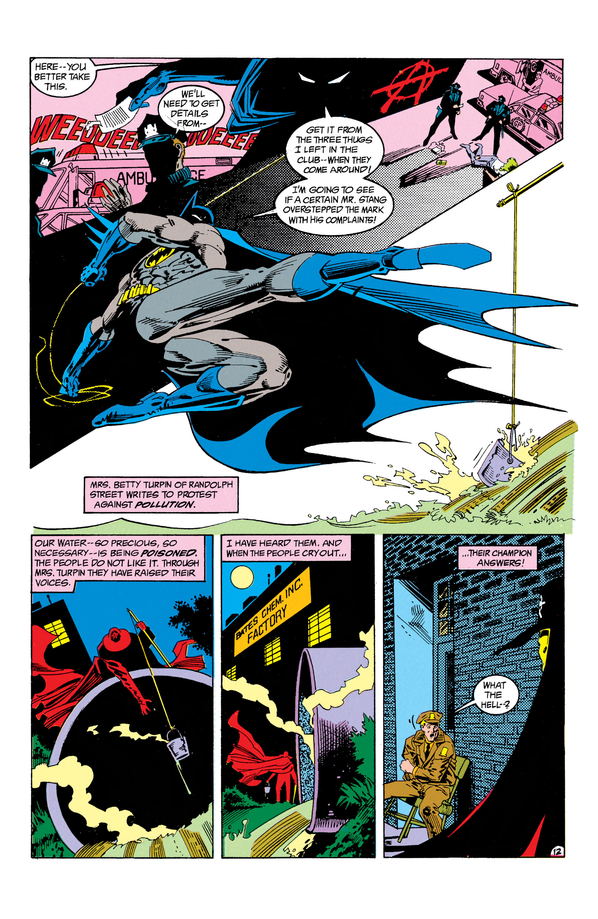 Detective Comics (1937) 608 Page 12
