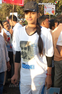 Global Walk for India's Missing Girls