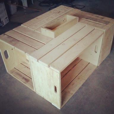 Tfq Architects Furnitur Dengan Menggunakan Material Kayu