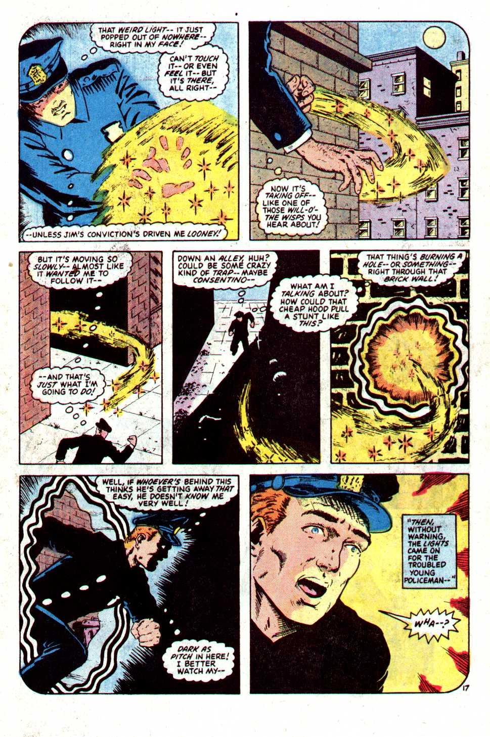 Read online Secret Origins (1986) comic -  Issue #22 - 18