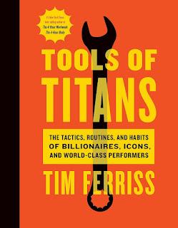 Tools of Titans - Timothy Ferriss [kindle] [mobi]