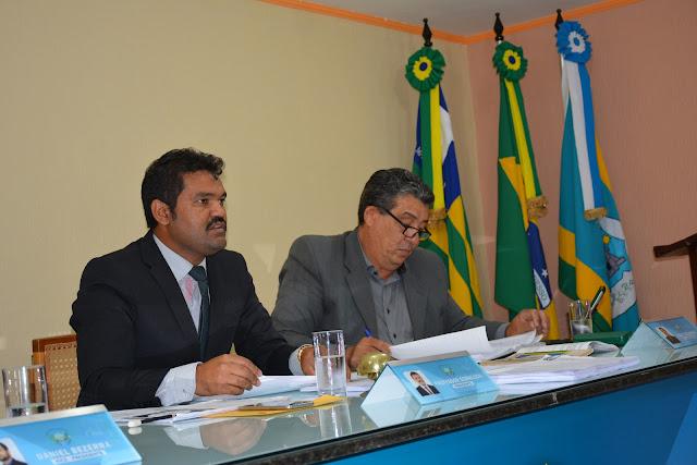 FRONTEIRAS-PI - Câmara de Vereadores aprova 3 projetos do Executivo