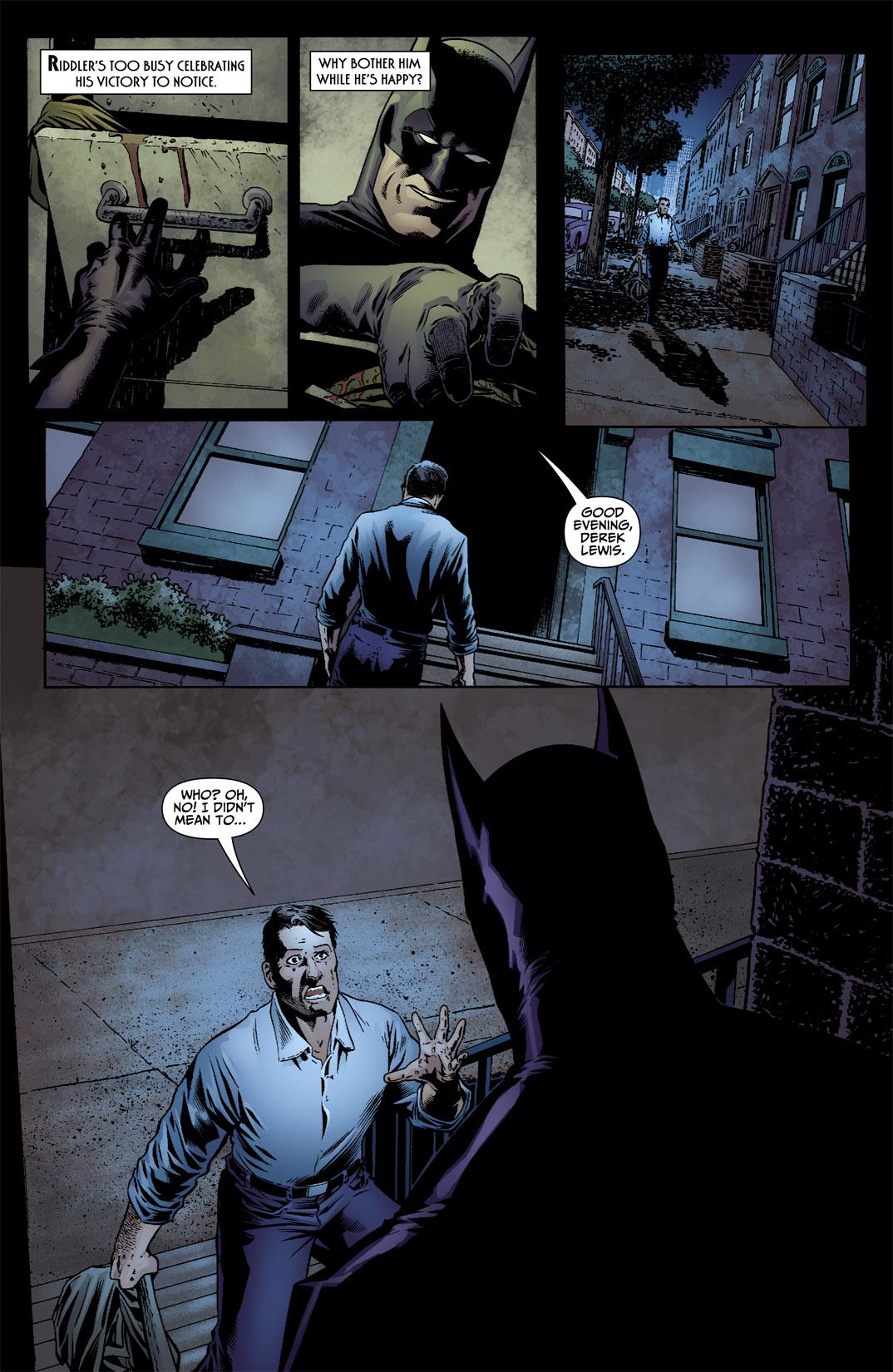 Detective Comics (1937) 822 Page 15