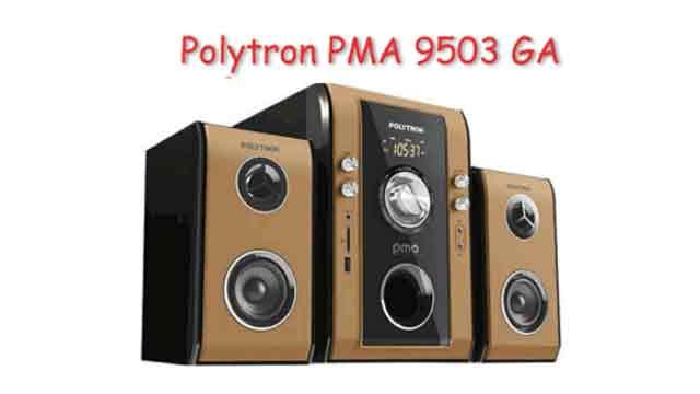 Harga Speaker Aktif Polytron PMA 9503GA Bluetooth