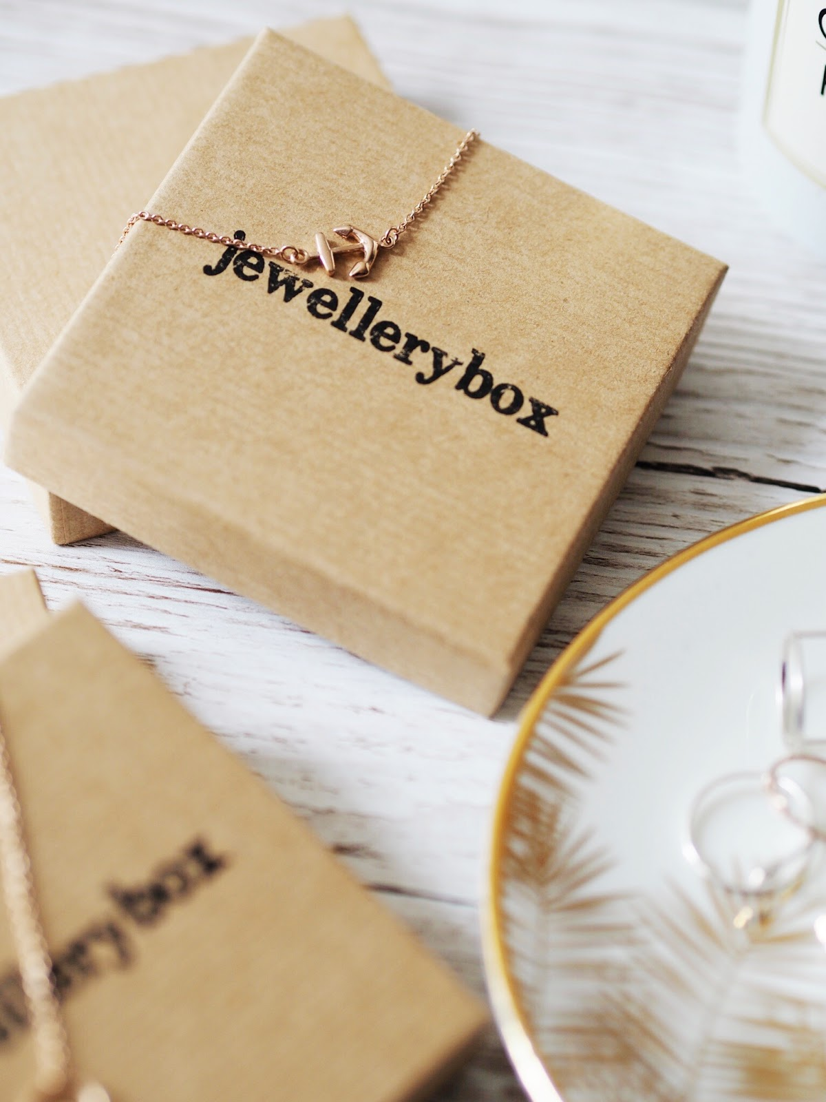 jewellery box .co.uk review necklaces rings bracelets bloggers blog post