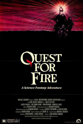 Quest for Fire Poster