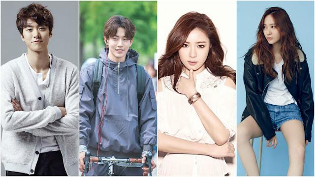 tvN新戲《河伯的新娘》15日閱讀劇本 22正式拍攝