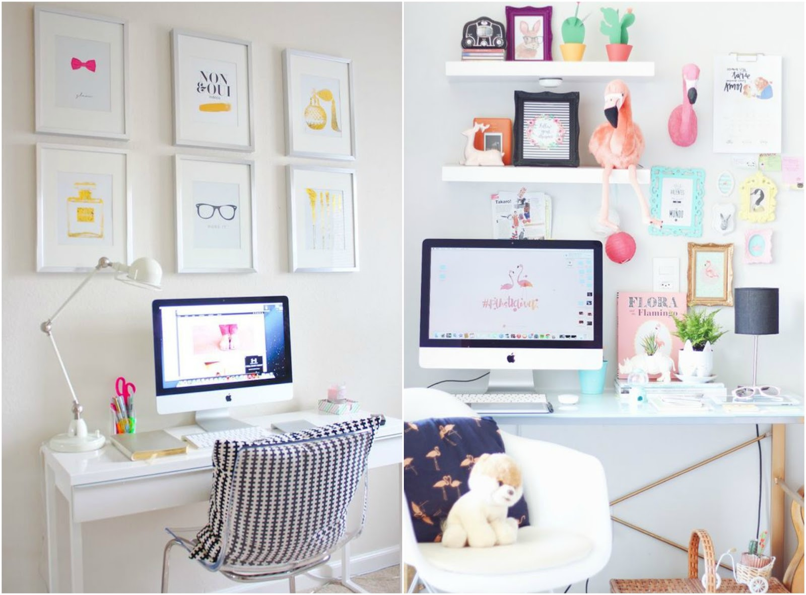 mini home office. Magic Girl: Mini Home Office I