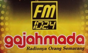 Streaming Radio Gajahmada 102.4 FM Semarang