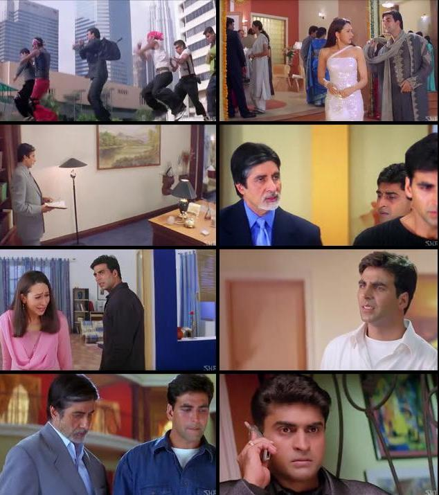 Ek Rishtaa The Bond Of Love 2001 Hindi 480p HDRip