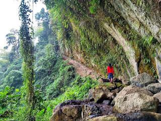 Track Menuju Lokasi Coban Jidor Malang yang menantang