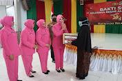 Akpol Angkatan 91 Polda Aceh Gelar Bakti Sosial