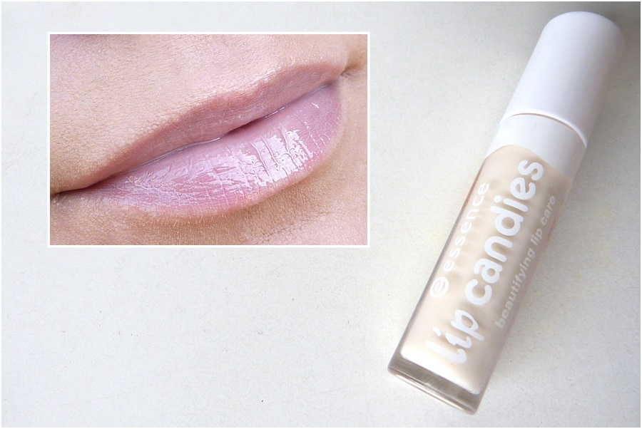 essence lip candie vanilla cream