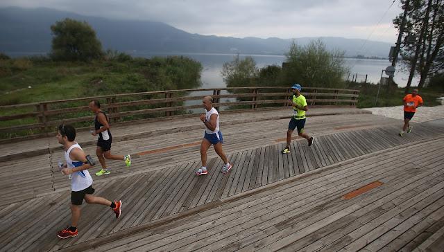 Γιάννενα: Χρηματικά έπαθλα στους νικητές του 11ου Γύρου Λίμνης Ιωαννίνων