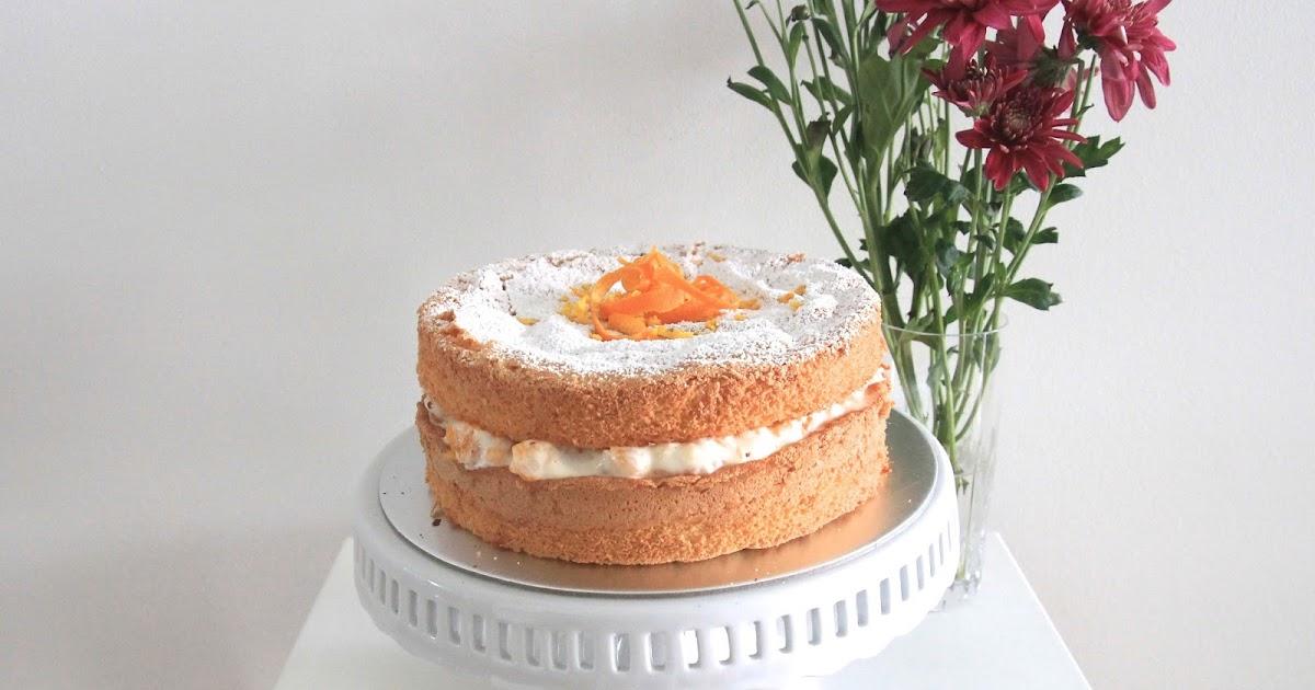 Can U Make A Sponge Cake Without Eggs