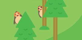 Porgs Play Disney Parks app