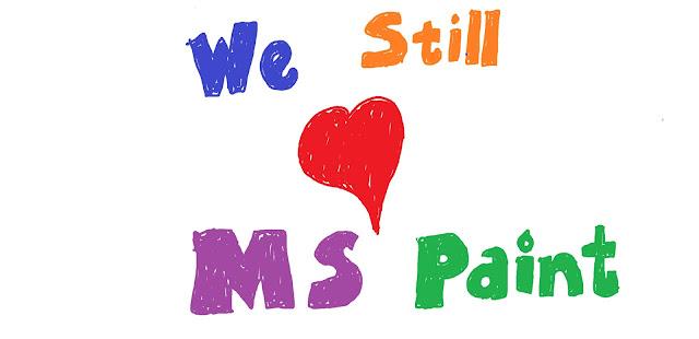 MS Paint está aquí para quedarse - El Blog de HiiARA