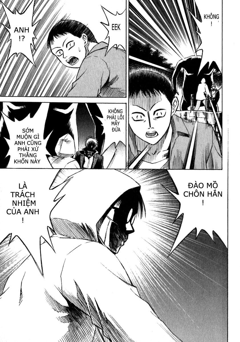 Higanjima chapter 38 trang 6