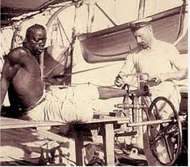 comment vivait les esclaves