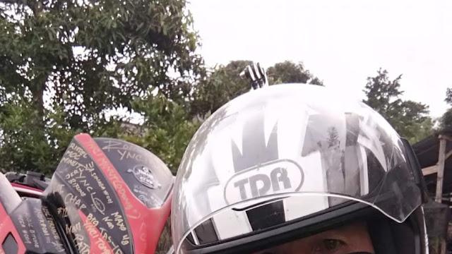 Wakil Divisi Rescue YNCI Bitung Jadi Relawan di Sulteng