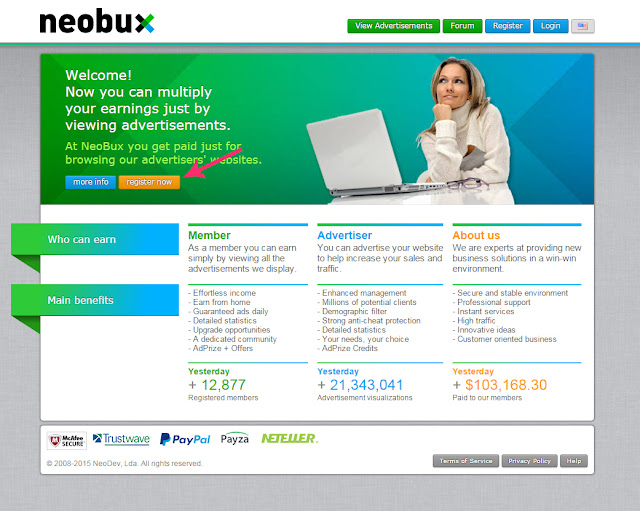 make money online neobux 1